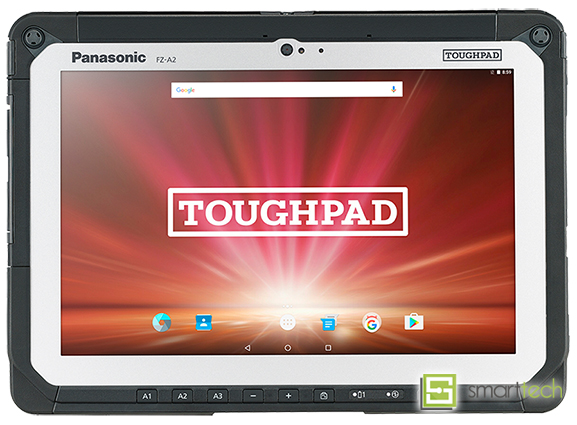 Panasonic Toughpad FZ-A2 фронт