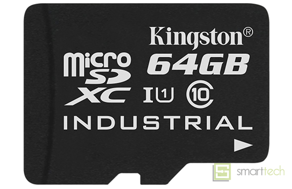 Карта памяти Kingston Industrial Temperature microSD UHI-I