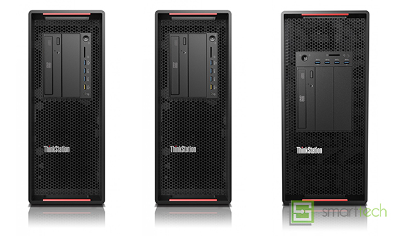 Lenovo desktop tower workstation thinkstation p500, p700, p900